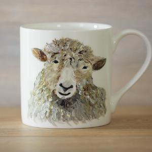 Cotswold Sheep,Sheep, bone china